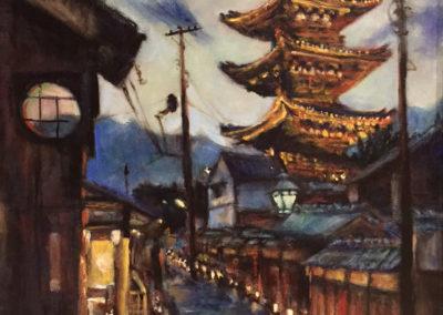 Kyoto Dawn