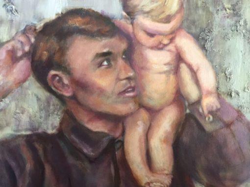 J – Fechin and Baby