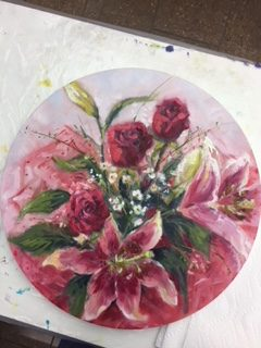 Flower Painting Workshop