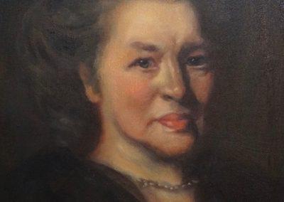 Sargent's Lady