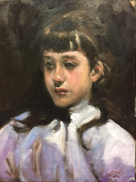 Sargent's Girl