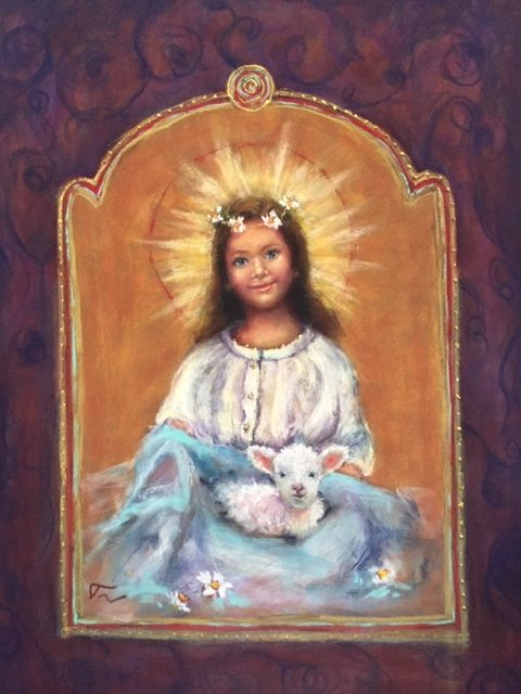 Lamb of Angel