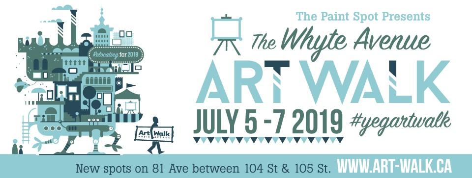 Whyte Avenue Art Walk